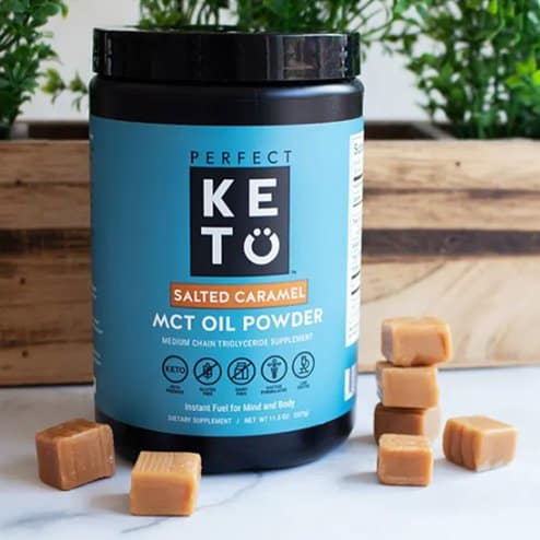 Mct oil supplement for intermittent fasting