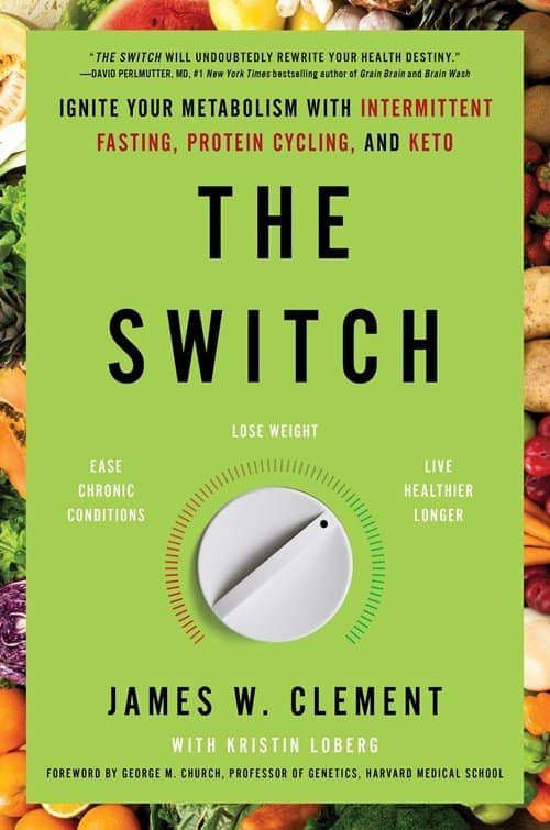 best book on intermittent fasting The Switch