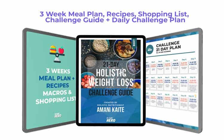 holistic weight loss for beginners