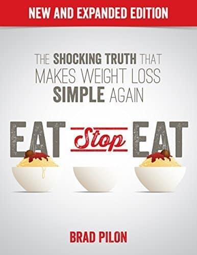 Eat Stop Eat fasting book