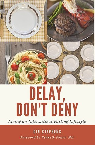 Dely don't deny book on intermittent fasting Amazon