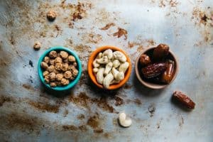 healthy snacks for intermittent fasting
