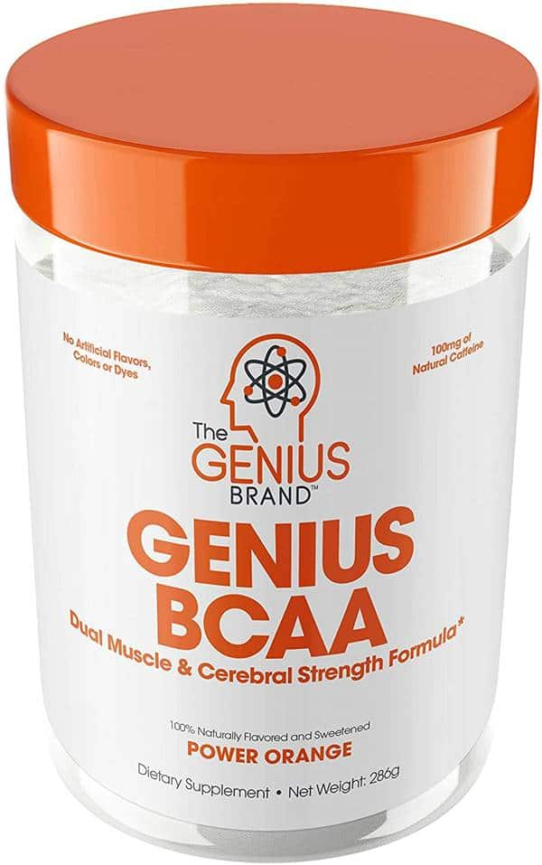 genius brand bcaa supplement for intermittent fasting