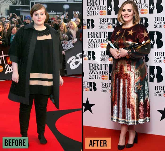Adele weight loss diet Weight Loss Success Stories