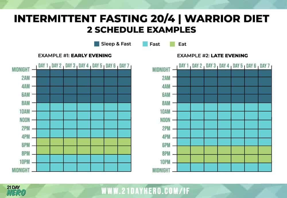 A Beginner's Guide to Intermittent Fasting + Daily Plan ...