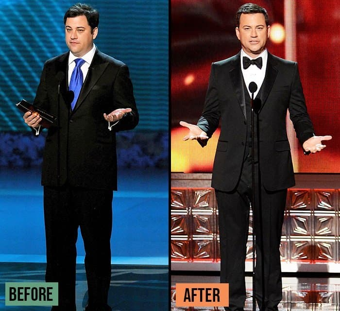 12 Celebrity Weight Loss Success Stories incl  How Did They