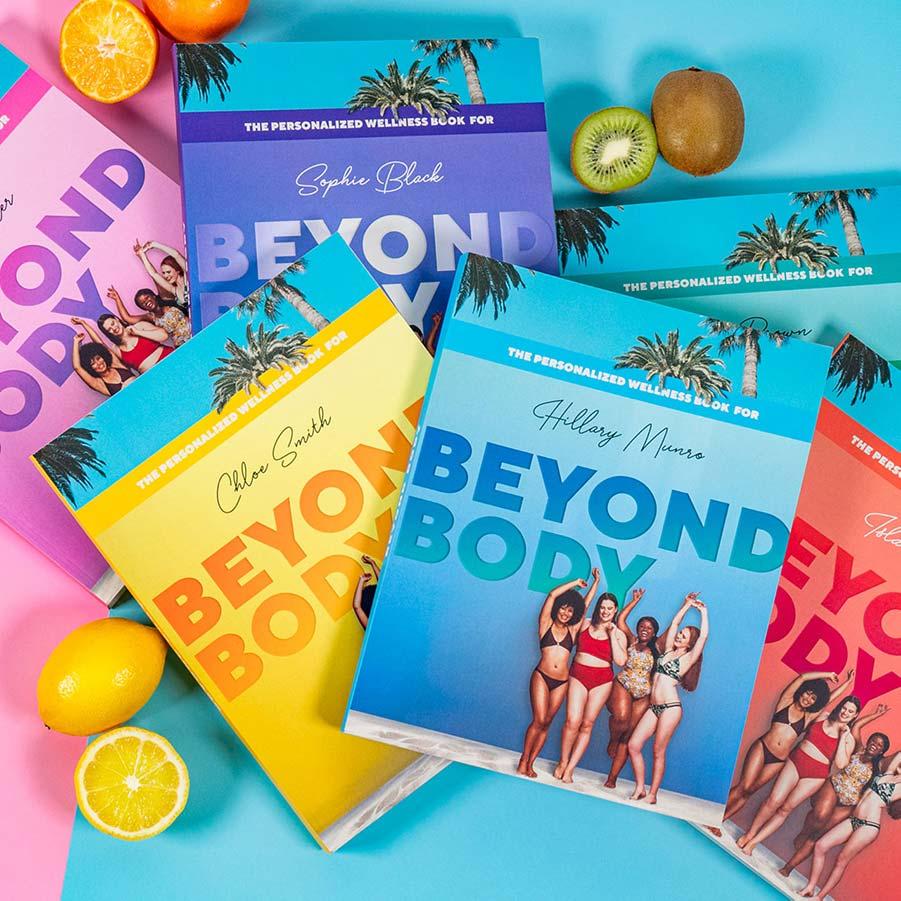 Beyond body book