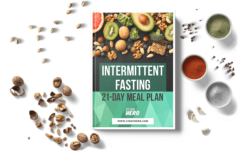 21-Day Intermittent Fasting Meal Plan - Keto, Vegan and General Options