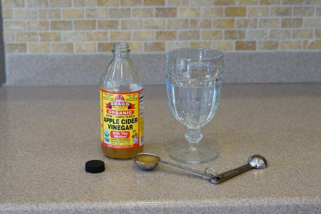 apple cider vinegar and intermittent fasting