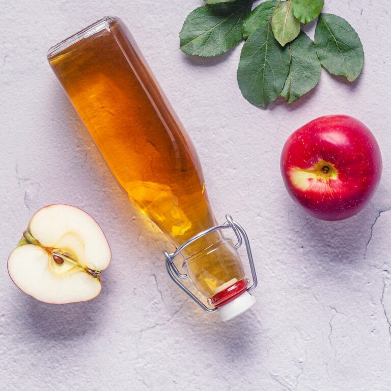 apple cider vinegar intermittent fasting