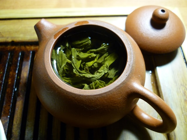 green tea while intermittent fasting