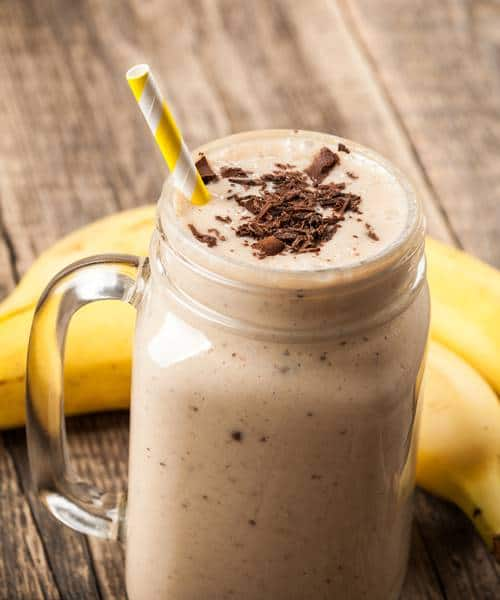 Weight loss shake low calories
