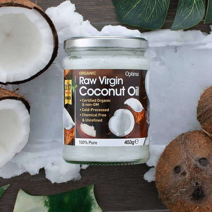 intermittent fasting and keto diet gifts coconut oil