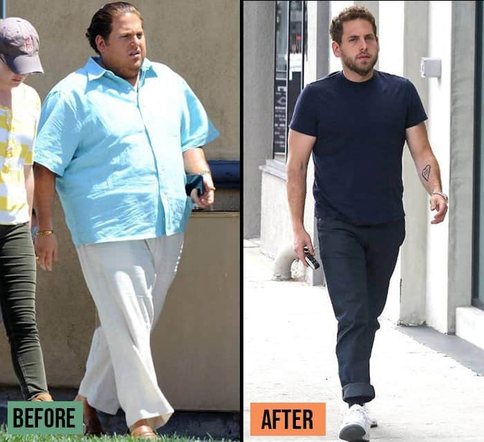 Jonah Hill Weight Loss Success Stories