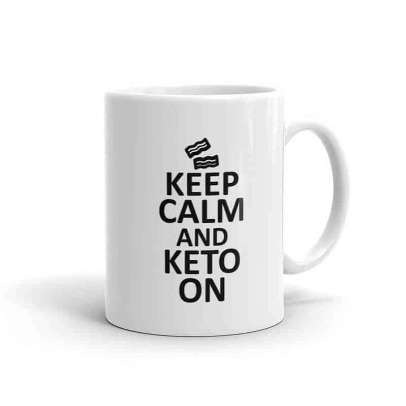 Keto gifts cup