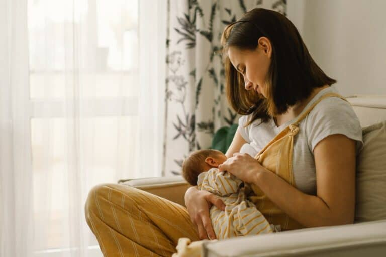 intermittent fasting while breastfeeding