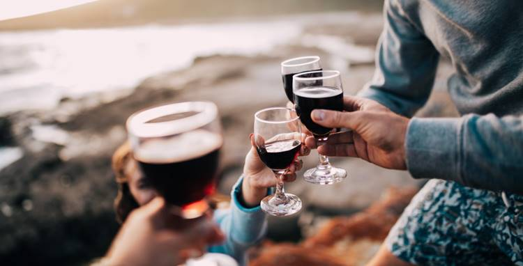 intermittent fasting alcohol